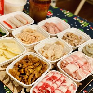Hot Pot Combo(Raw) 自选火锅套餐(未煮)